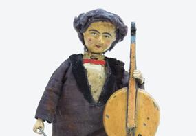 Le Joyeux Contrabassiste (1904)