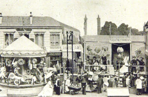 The Martin Exhibit which took first price at The St. Louis World's Fair 1904