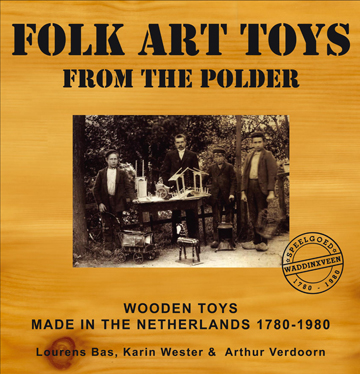 Book cover Folk Art Toys from the Polder